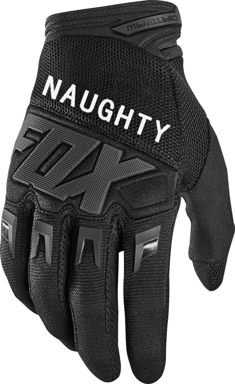 NAUGHTY FOX Motorbike MTB Bike Off-road Motocross Glove Dirtpaw 360/180 Race Gloves