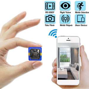 Mini Camera Smart-Body-Sensor Secret Small Night-Vision Super-Long Standby 1080P HD