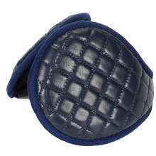 Warmers Cover-Accessories Muffs-Protection Ear Plush-Leather Winter Solid Adult Men Cycling-Sports