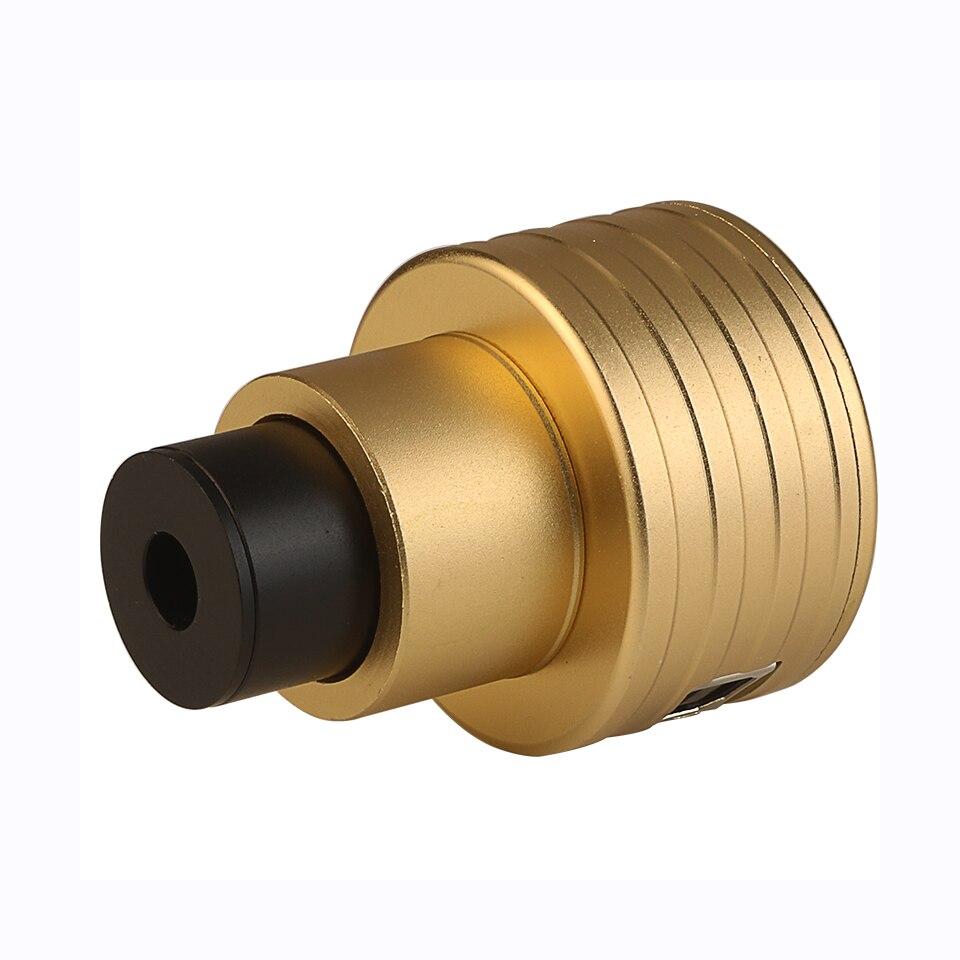 Sensor de imagen 5MP telescopio USB electrónico lente de cámara Digital Ocular para fotografía-Puertos de 0.965/1,25 pulgadas