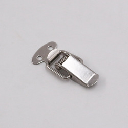 10 sztuk 43*21mm biały kaczka usta klamra Vintage Mini zamek skrzynia Box pudełko walizka Case klamry przełącz zatrzask zatrzask zapięcie|Skoble|   -