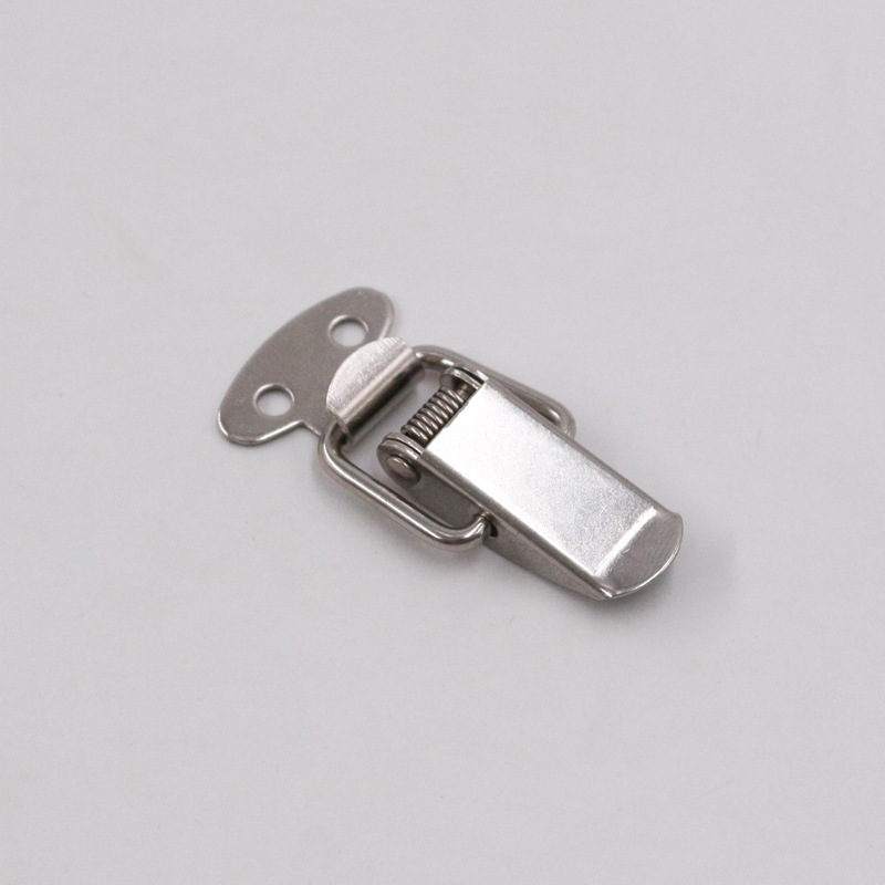 """Toolbox Chest Case Spring Loaded Metal Draw Lock Toggle Latch 1.8/"""" 3pcs"""