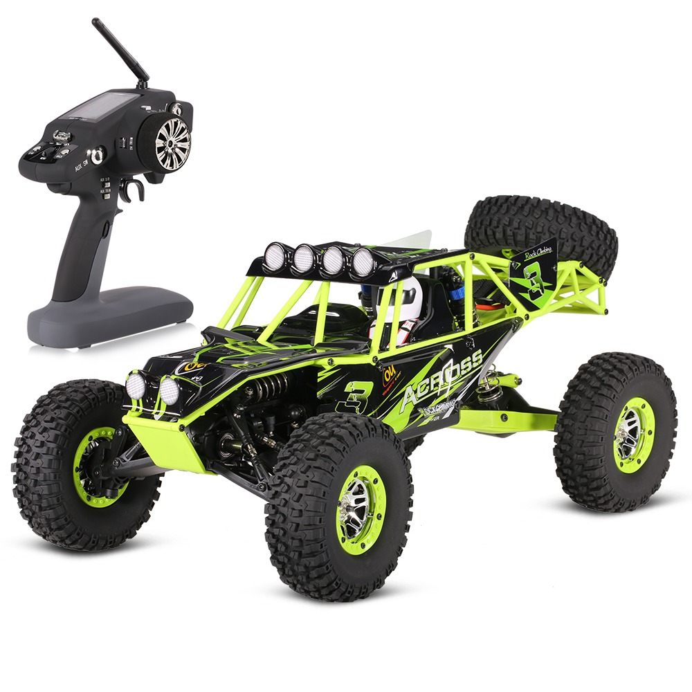 Original <font><b>10428</b></font> 1/10 2.4G 4WD Electric Brushed Crawler RTR RC Car image