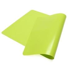 44x28,5 см бытовой силиконовый коврик для выпечки нескользящий Настольный коврик тарелка миска пищевая тарелка термостойкая прокладка посуда для выпечки
