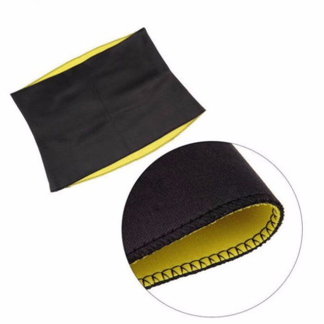 Support Belt Sweat Sport Yoga Belt Slimming Waist Trainer Protection Body Shaper Hot 1pcs Fitness Sports Protection Band 1