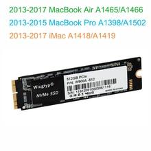 جديد 512GB SSD ل 2014 2015 2017 ماك بوك اير A1465 A1466 ماك بوك برو الشبكية A1502 A1398 512G iMac A1419 A1418 محرك الحالة الصلبة