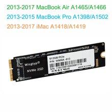 החדש 512GB SSD עבור 2014 2015 2017 Macbook אוויר A1465 A1466 Macbook Pro רשתית A1502 A1398 512G iMac a1419 A1418 מצב מוצק כונן
