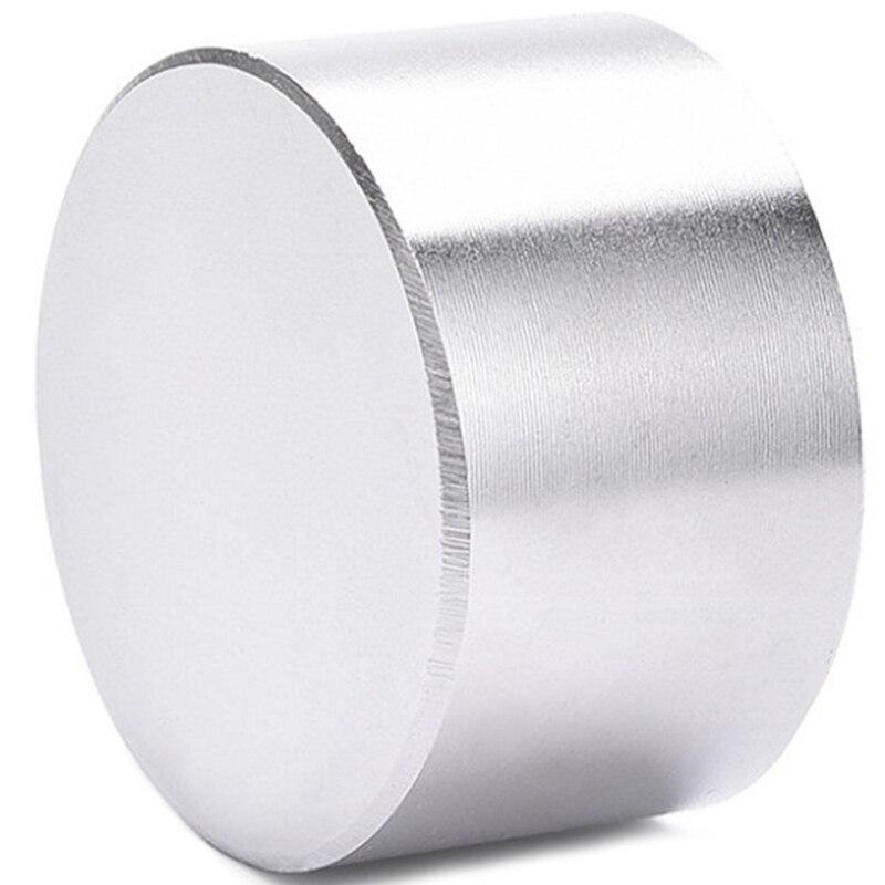 N52 Neodymium Magnet 50X20Mm Super Strong Round Disc Rare Earth Powerful Gallium Metal Magnets Water Meters Speaker