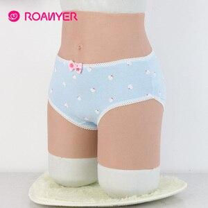Image 3 - Roanyer ropa interior artificial de silicona para travestis ropa interior, vagina falsa, pantalón de cadera, Drag, Queen, Transexual