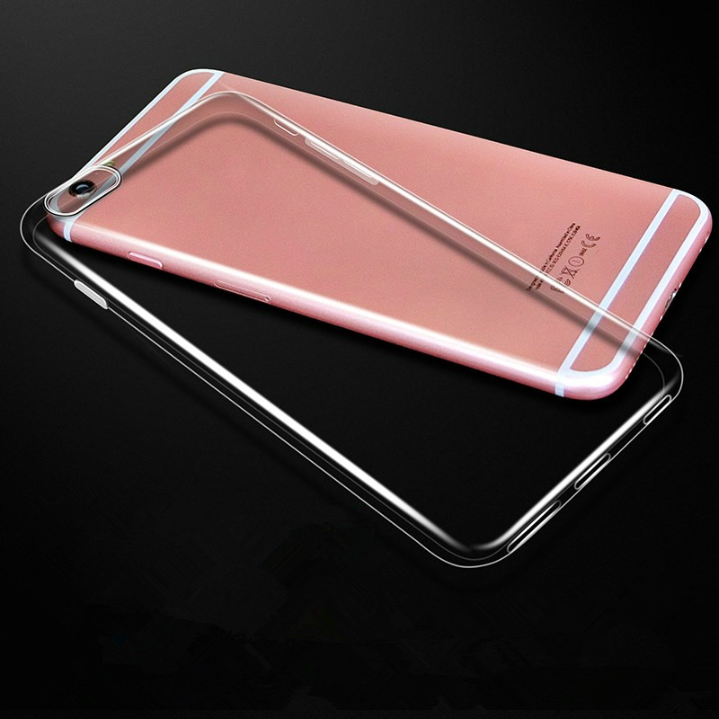 Clear iPhone 6, 6 Plus Case 8