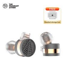 Tfz/TEQUILA1 In Ear Monitor Hifi Koptelefoon, Metalen Materiaal Audiophilesuper Bass Oortelefoon Headset Voor Telefoon