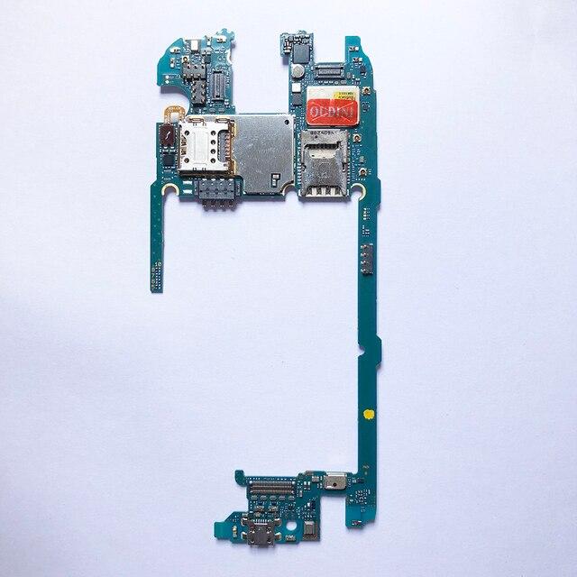 أوديني الأصلي 32gb الأصلي مقفلة ل LG G4 H815 اللوحة الأم المزدوجة simcard اللوحة الرئيسية