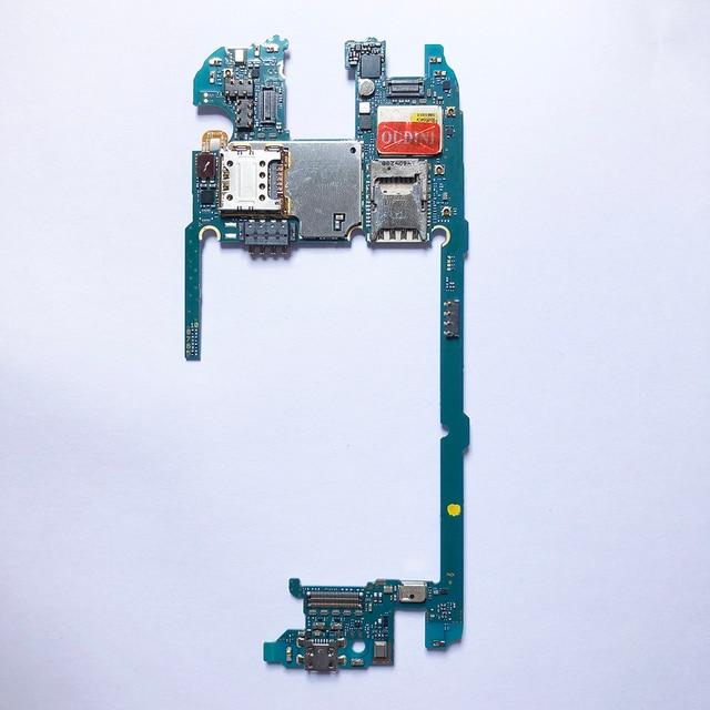 Oudini Originele 32 Gb Originele Ontgrendeld Voor Lg G4 H815 Moederbord Dual Simkaart Moederbord