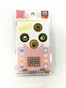 Image 4 - Новая упаковка, колпачки для больших пальцев в виде кошачьих лап, колпачки для Nintendo Switch Lite для NS Nintendo Switch Joycon
