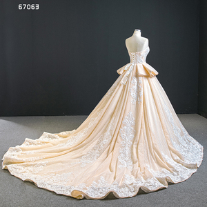 Image 4 - J67063 Jancember Quinceanera שמלות סטרפלס ללא שרוולים לפרוע אפליקצית דפוס תחרה עד בחזרה Vestidos Dulces 16