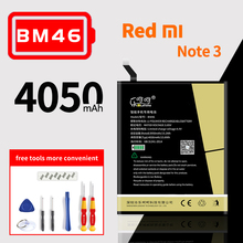 bm46 bateria para redmi note 3 large capacity 4050mAh Lehehe 100% Official original battery  with Free dismantling tools [launch distributor] 100% original lifetime official website update free launch cresetter oil lamp reset tool with color sceen