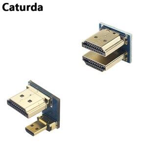 1080P Raspberry Pi 3/4 подключения, совместимому с HDMI к HDMI конвертер кабель со штыревыми соединителями на обоих концах для подключения адаптера 3,5 ''5 д...