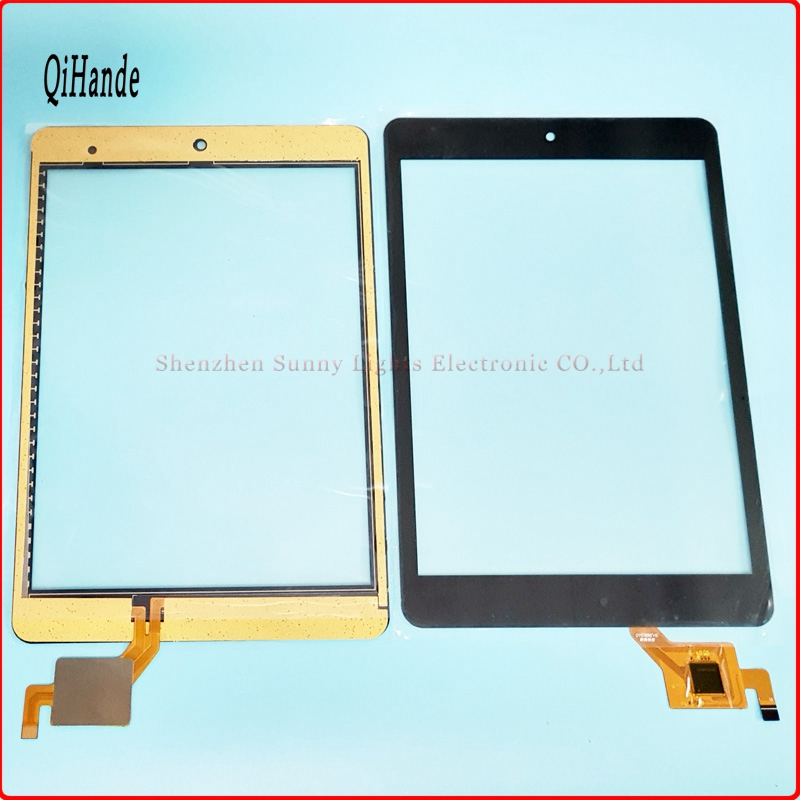 7.85'' Inch New Touch For Lenovo Miix3-830 Miix 3 830 Capacitive Touch Screen Touch Panel Digitizer Panel Sensor DY07090