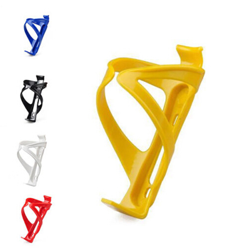 Plastic Elastic Drink Cup Water Bottle Holder Bracket Rack Cage For Cycling Mountain Road Bike Bicycle