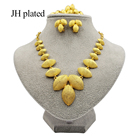 Gold jewelry sets fo...