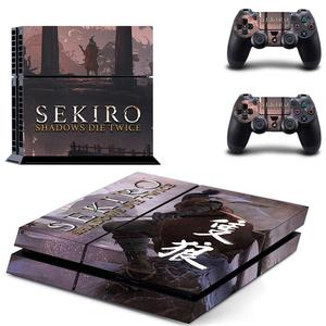 Image 3 - Sekiro影は二回PS4ステッカープレイステーション4スキンステッカーのためのプレイステーション4 PS4コンソール & コントローラスキンビニール