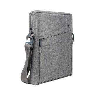 Image 5 - CAI 32cm Men Messenger Shoulder Bag Laptop Book Briefcase for iPad Tablet Handbag School Office Bags Crossbody Sling Tote