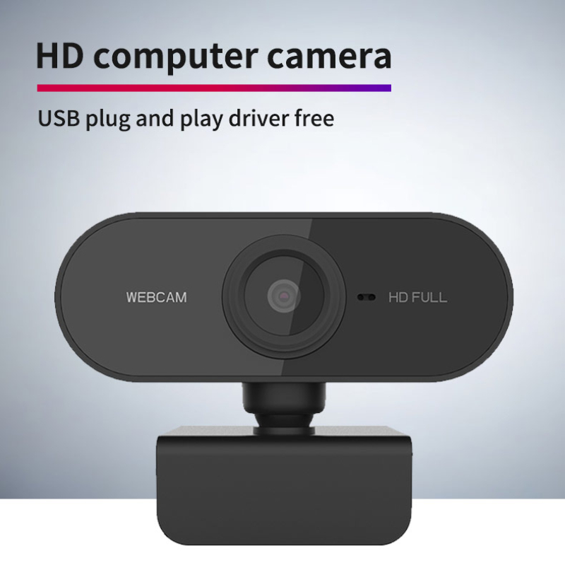 NEW Auto Focus Webcam 1080P USB Camera Built-in HD Microphone High Quality Web Camera For Video Conference/ Live stream