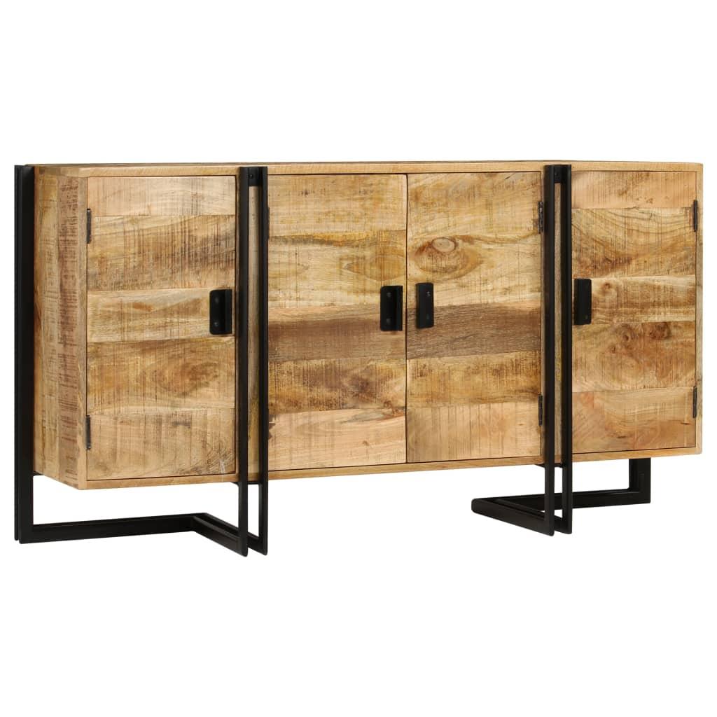 VidaXL Sideboard Solid Mango Wood 150x40x80 Cm