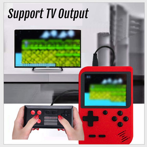 Image 4 - 800 IN 1 Retro Video Game Console Handheld Game Portable Pocket Game Console Mini Handheld Player for Kids Gift