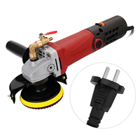 Multifunctional Professional Stone Concrete Marble Granite Polishing Machine Polisher Water Mill Angle Grinder