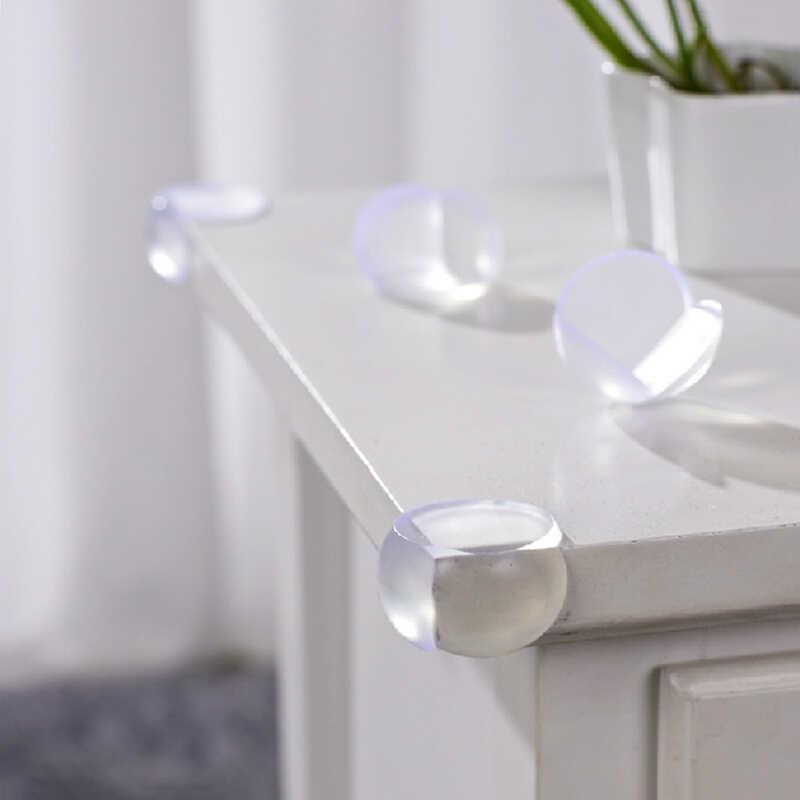 1/10pc Baby Kinder Tisch Ecke Protektoren Weiche PVC Anti-Kollision Winkel Sicherheit Wachen Möbel Stoßstangen Sharp rand Ecke Kissen