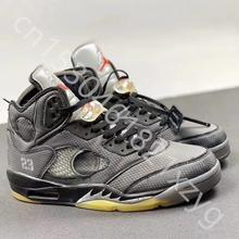 2020 Newest released 5 White 5S Retro Black Muslin Fire Red 3M Reflective 23 Basketball Shoes Men Sneakers