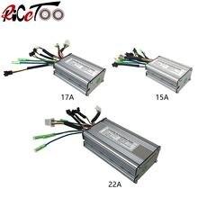 Электрический велосипедный контроллер ricetoo kt для ebike 250