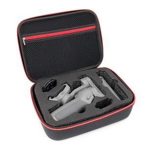 Image 3 - 保護収納袋良い質感高グレードナイロンファブリックケースdji osmo携帯3ハンドヘルドジンバルアクセサリー