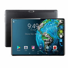 Android 9.0 tablet pc 10 cali Google Play 8 rdzeń RAM 4GB + 32GB ROM 4G smartphone LTE android 9 GPS WIFI 1280*800 tablety IPS 10