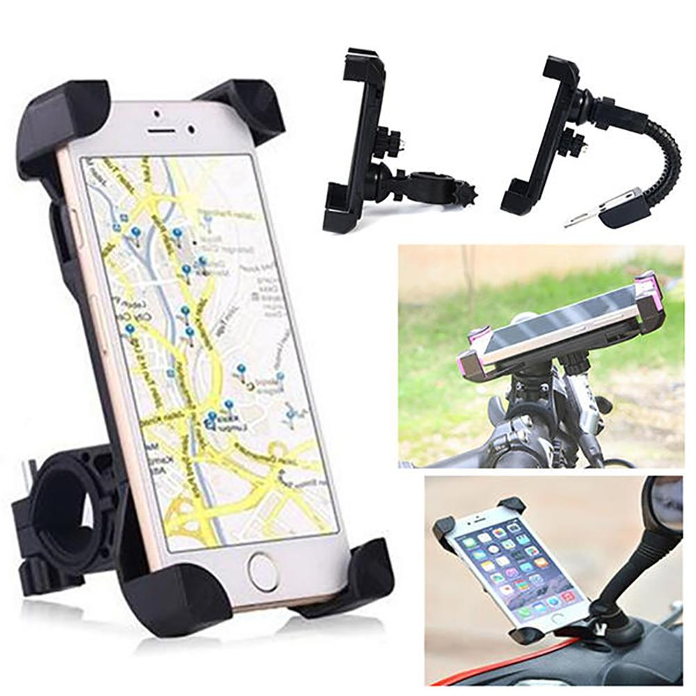 Bicycle <font><b>Phone</b></font> <font><b>Holder</b></font> Motorcycle Handlebar Cell <font><b>Phone</b></font> Mount Strolle <font><b>Bike</b></font> <font><b>Phone</b></font> <font><b>Holder</b></font> Stand for <font><b>Samsung</b></font> S10 <font><b>S9</b></font> S8 iPhone X Xiaomi image
