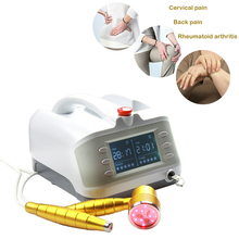 2 Probes Rehabilitation Physiotherapy Laser Therapy Equipment Laser Light Therapy Muscle Sprain Sports Injury Pain Relief цена 2017