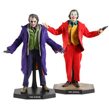 Bruce Wayne The Dark Knight JOKER 2.0 DX / Happy Face Ver. Figurine de collection en PVC, échelle 1/6, modèle de jouet