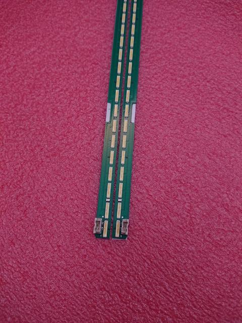 2 sztuk listwa oświetleniowa LED dla LG 55UF6450 55UH6150 55UF6430 55UF770V 55UF7767 55UH625V 55uh6030 55UH615V 55uf680v 55SM8600PLA