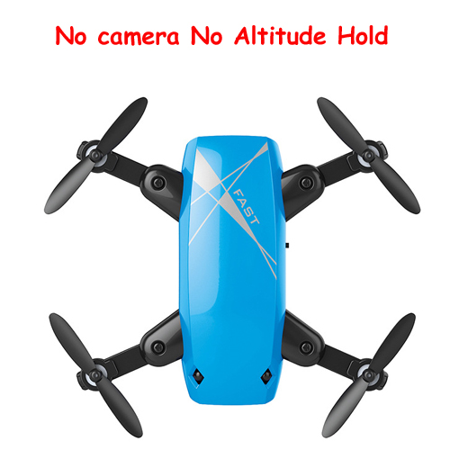 S9HW Mini Drone With Camera HD S9 No Camera Foldable RC Quadcopter Altitude Hold Helicopter WiFi FPV Micro Pocket Drone Aircraft
