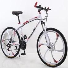 Bicicleta de montanha de velocidade variável