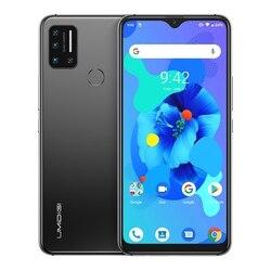 UMIDIGI A7 6,49 дюймIPS экран 4 Гб + 64 Гб Смартфон Helio P20 Восьмиядерный Android 10 разблокировка лица двойной 4G мобильный телефон 4150 мАч 5 AI Cam