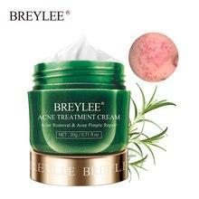 Крем breylee для лечения акне с Чайным Деревом крем лица против
