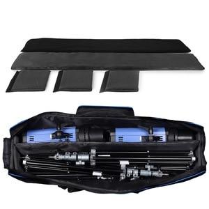 Image 4 - Meking Photography Equipment Padd Zipper Bag 105cm/43in for Light Stands Umbrellas tripod waterproof fotografia carry bags