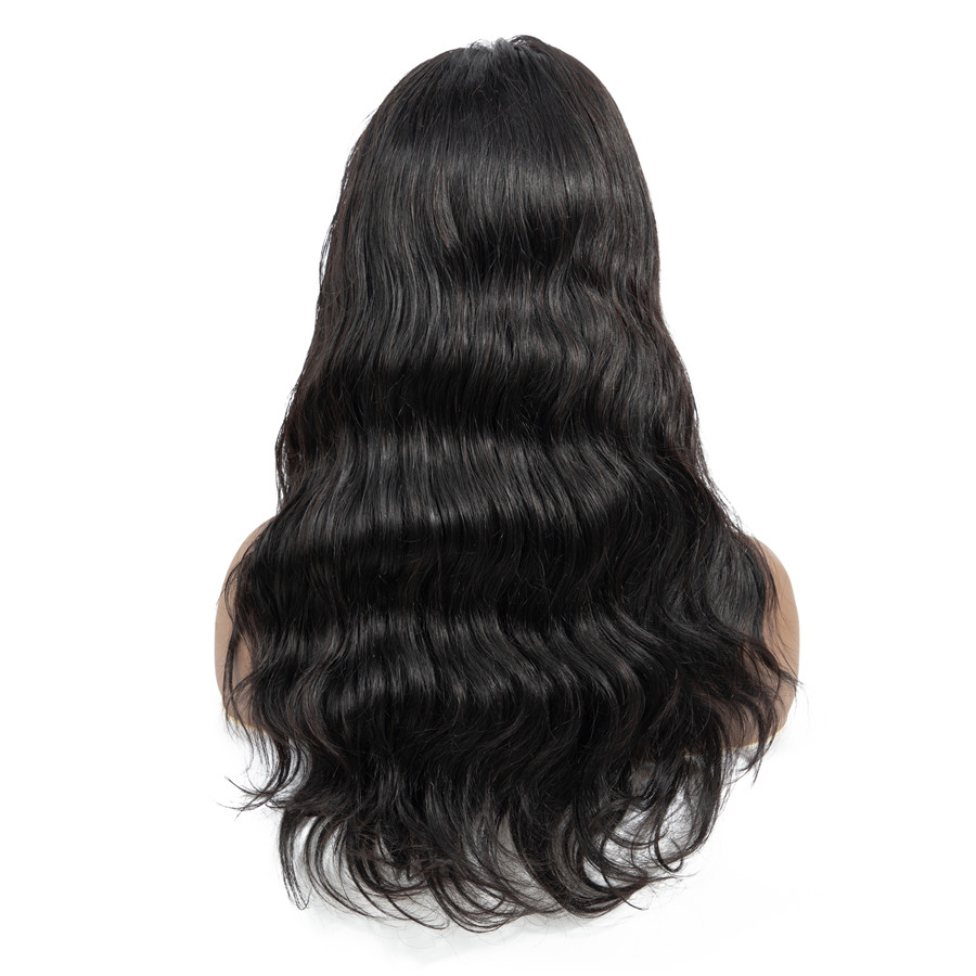 onda do corpo perucas de cabelo humano