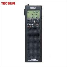 Tecsun PL 365 Draagbare Enkele Zijband Ontvanger Full Band Digitale Demodulatie Voor Ouderen Dsp Fm Mid Golflengte ssb Radio