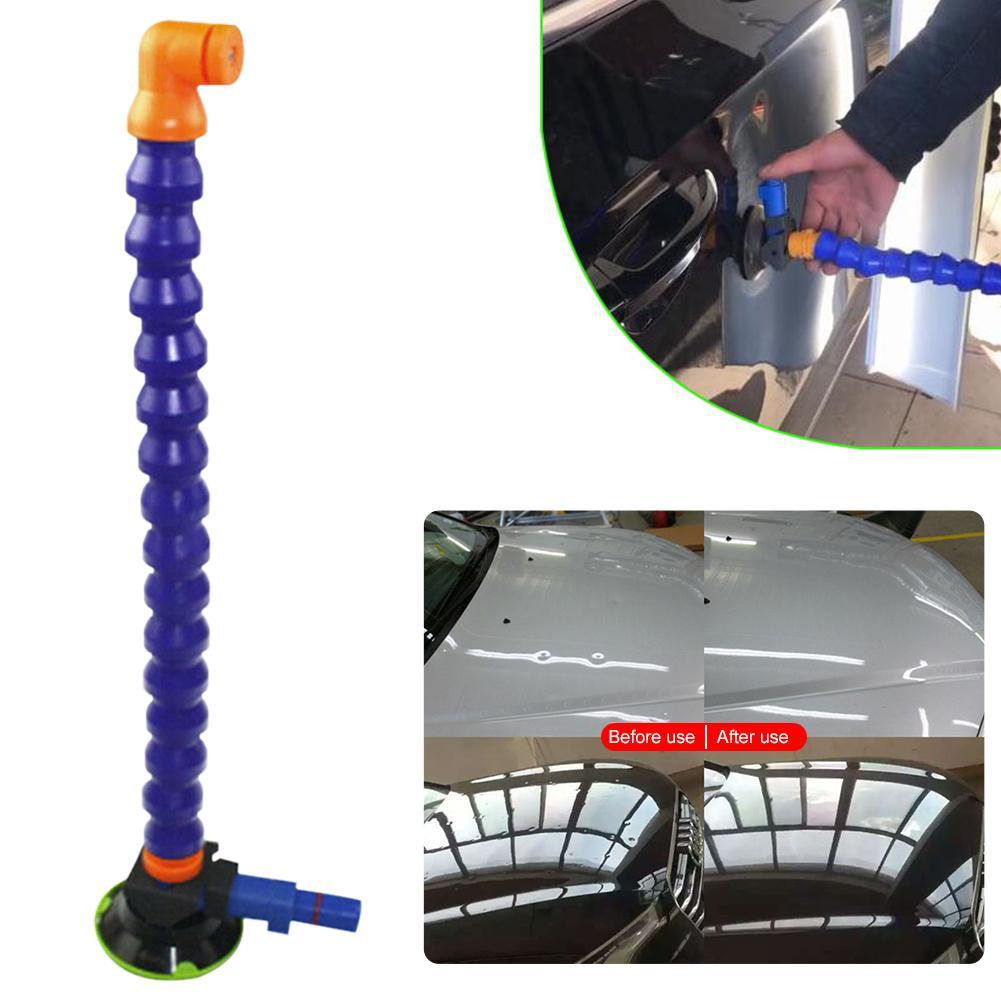 Tenflyer Flexible Air Pumps Dent Repair Suction Car Dent Fixer Lift Repair Dent Tool No Damage to Paint(450g)
