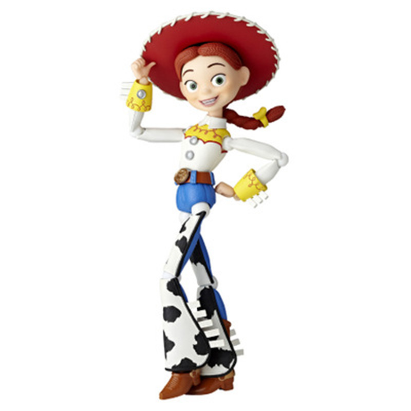 Disney RevolTech jouet histoire Jessie 1/15 mobile PVC Action figurine Collection modèle jouet enfants cadeau d'anniversaire X4414