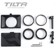 Tiltaing מיני מט תיבת עדשת הר אביזרי עבור DSLR ראי סגנון מצלמות Tilta עדשת ood אבזרים