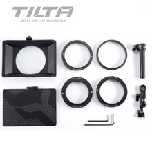 Tiltaing Mini Matte Box Lens Mount Accessories for DSLR mirrorless style cameras Tilta Lens ood Accessories